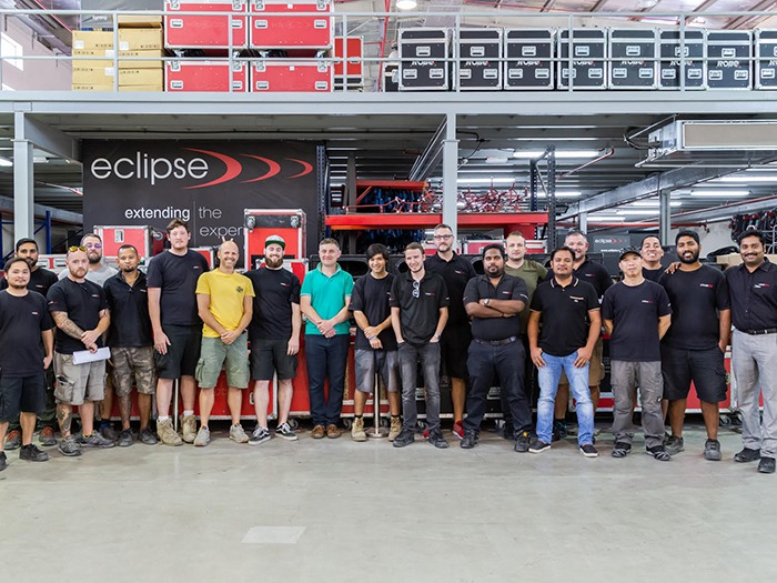 NAPIT Delivers Temporary Electrical Systems Training