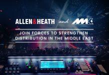 Allen & Heath NMK Electronics