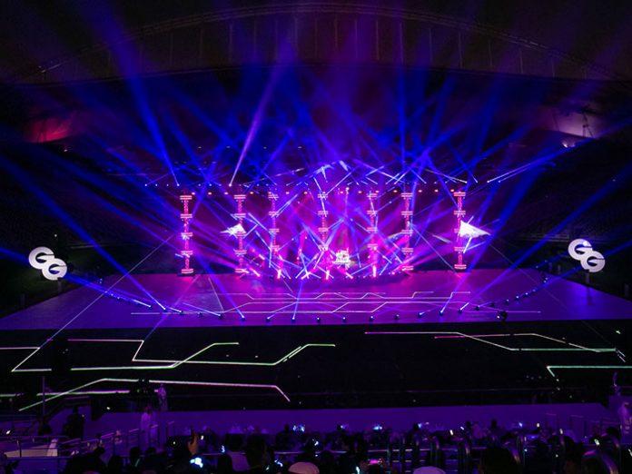 WEGA Global Games Opening Ceremony