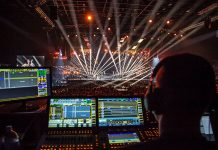 Robe lights for MGG South Africa